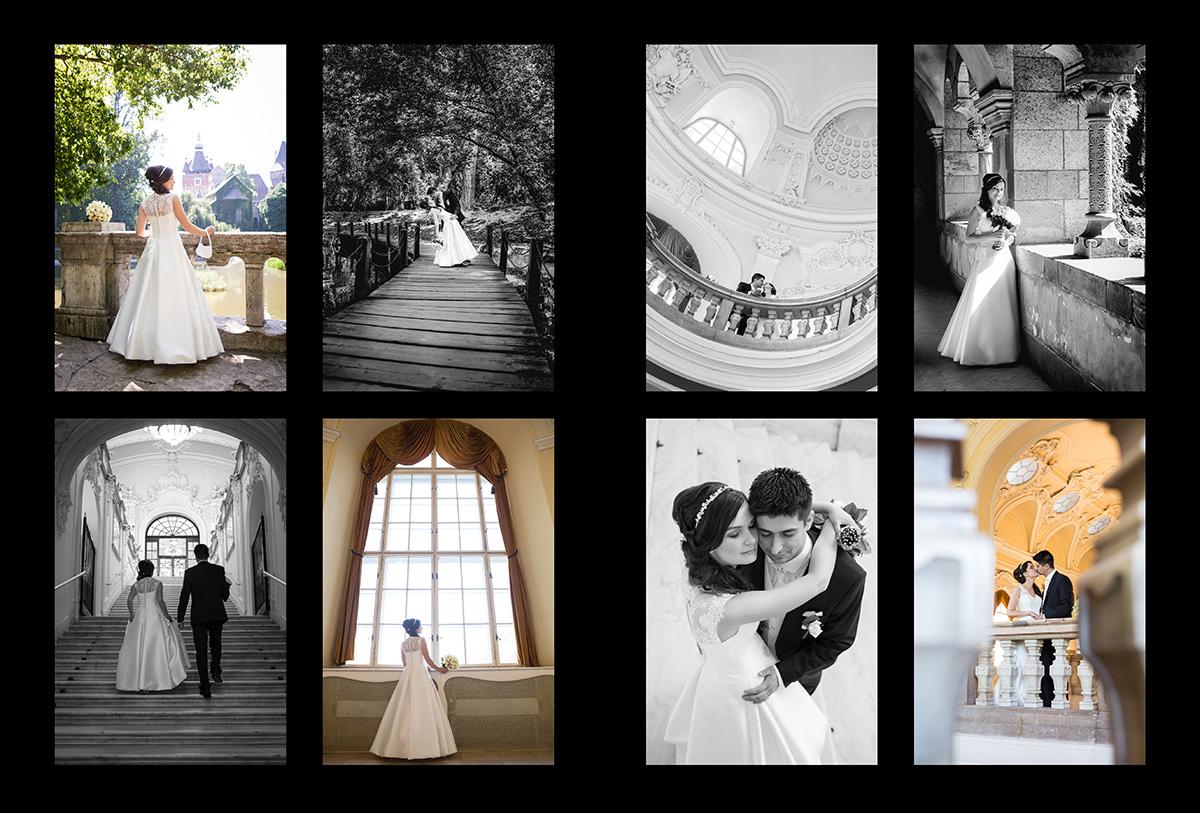 esküvői fotókönyv