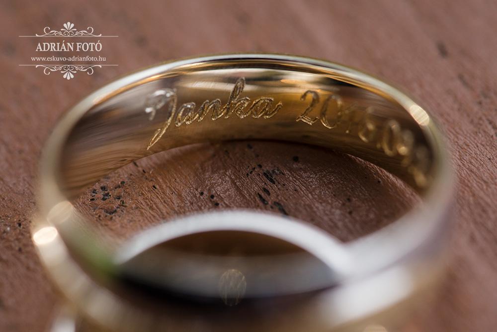 Eskuvo gyűrű - AdrianFoto