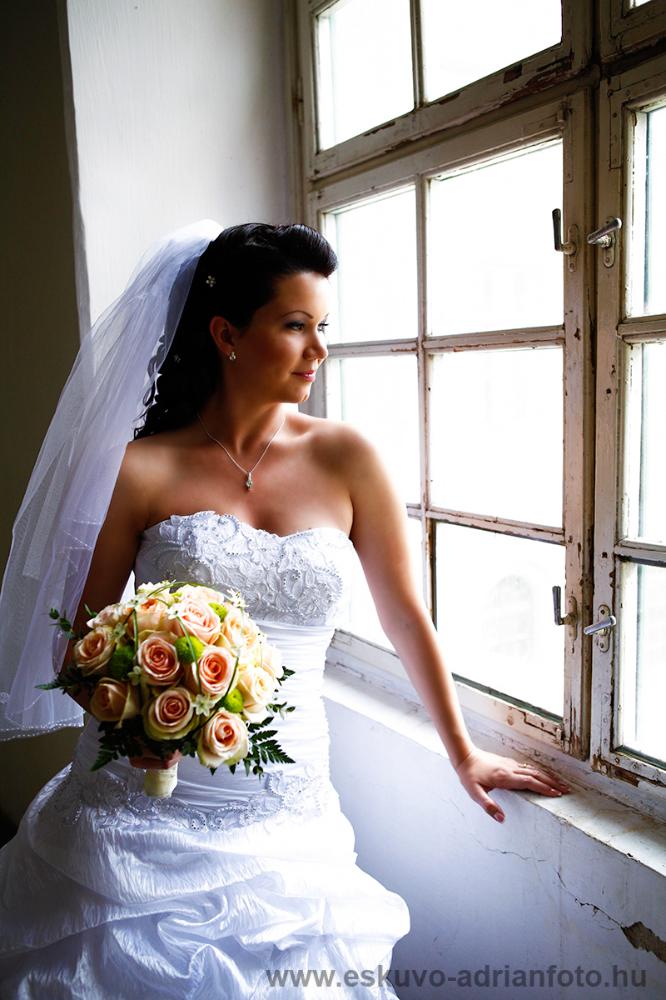 esküvői fotó Pécel