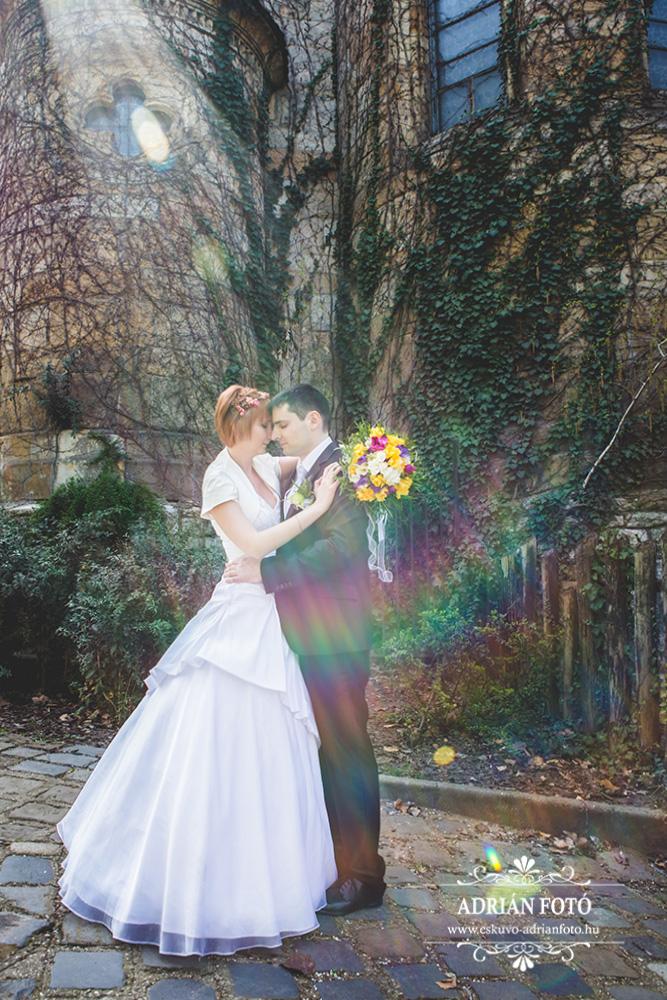 esküvői fotó, Városliget