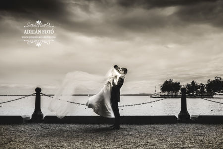 balatoni esküvői fotó
