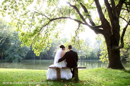 esküvő fotó Fóton