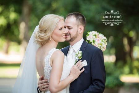 esküvői fotó Budapesten