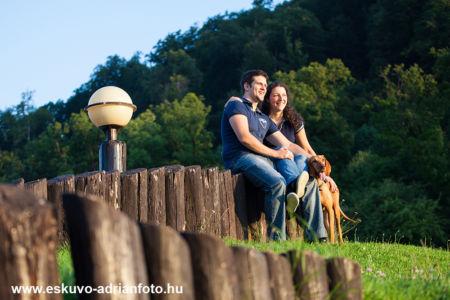 jegyes fotó Visegrádon