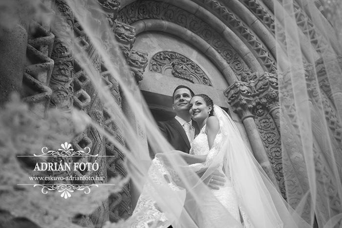 Városligeti esküvői fotó